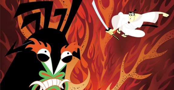 Samurai Jack The Complete Series (Seasons 1-5)