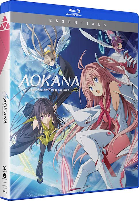 Aokana: Four Rhythm Across the Blue