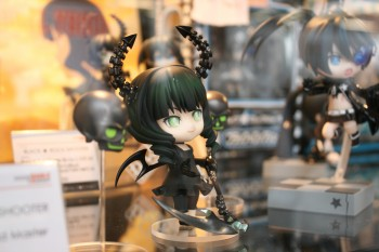 Dead Master Nendoroid Figure from Black Rock Shooter