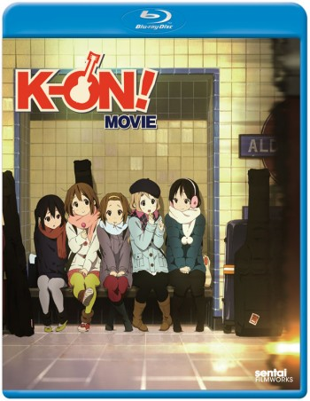 K-On The Move - Blu-ray Box Art Not final