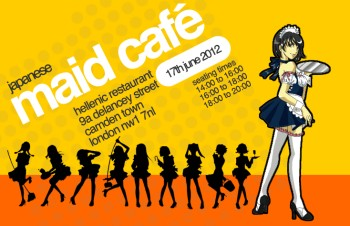 Japanese Maid Cafe London