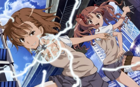 A Certain Scientific Railgun 'S