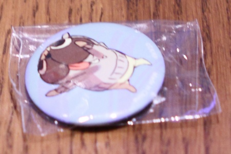 Omakase Box 1: Badge
