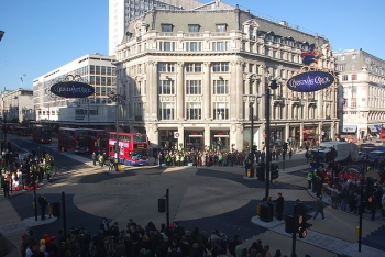 Oxford Street Crossing