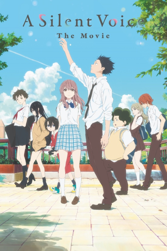 A Silent Voice The Movie