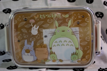 Kiddy Land Totoro Bento Box