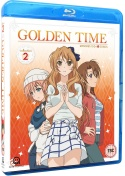 Golden Time Part 2 (Blu-ray)