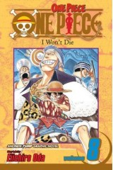 One Piece : Volumes 8-11